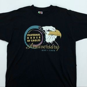 100th Anniversary Fraternal Order of Eagles Tee
